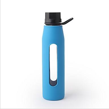 Dış Mekan Bardak Takımı, 570 Cam Polipropilen Su gazlı İçecek Su Şişeleri