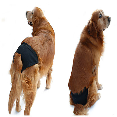 Câine Pantaloni Îmbrăcăminte Câini Clasic Nuntă Casul/Zilnic Modă Solid Negru Gri Roz Costume Pentru animale de companie