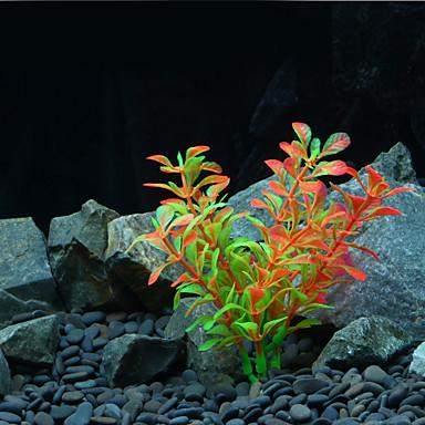 Διακόσμηση Ενυδρείου Υδρόβιο φυτό Τεχνητά