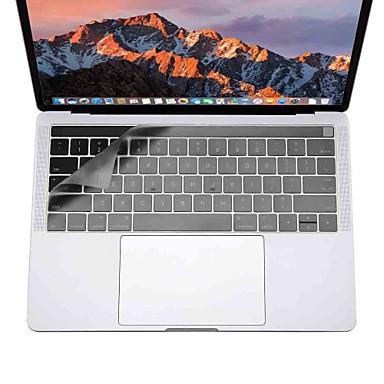 xskn® acopere tastatura ultra-subțire pentru MacBook Pro 13 15 cu bara de atingere (a1706 / a1707) clar piele tastatură laptop TPU film de