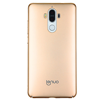 Na Odporne na wstrząsy Ultra cienkie Szron Kılıf Etui na tył Kılıf Jeden kolor Twarde PC na Huawei Huawei Mate 9