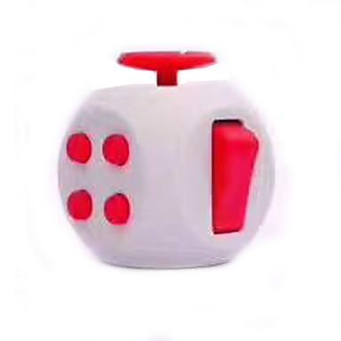 Fidget Masa Oyunu Fidget Cube Oyuncaklar Dörtgen Parçalar Yeni Yıl Noel Çocukların Günü Hediye
