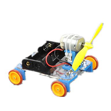 Aurinkoenergialla toimivat lelut Leluautot Lelut Auto DIY Poikien Pieces