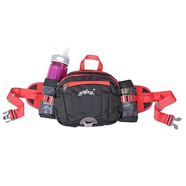 حزام الحقيبة حقائب الخصر إلى التخييم والتنزه رياضة وترفيه أخضر / الدراجة الركض Fitness ركض السفر حقائب الرياضة متعددة الوظائف حقيبة الركض