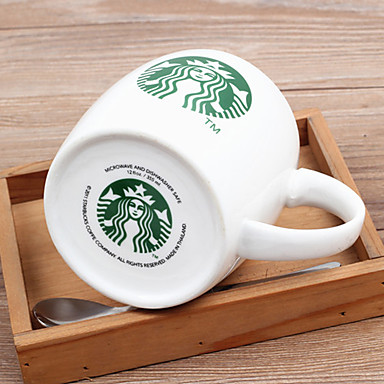 Clasic Pahare, 300 ml Decorațiuni cadou prietena Ceramic Suc Lapte Căni de Cafea