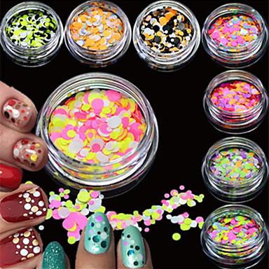 # narzędzia i akcesoria paznokci biżuteria cekiny błyszczące paznokcie błyszczące i błyszczące luksusowe modne wzornictwo cekiny musujące wysokiej