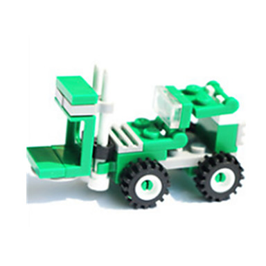 ENLIGHTEN Jucării pentru mașini Lego 33pcs Mașină Stivuitor Stivuitor Cadou