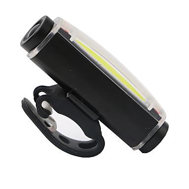 اضواء الدراجة - ركوب الدراجة قابلة لإعادة الشحن سهل الحمل مناسبة للالسيارات حجم مصغر 14500 شمعة البطارية أبيض أزرق أحمر أخضر موتوسيكلات