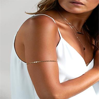Pentru femei Corp lanț / burtă lanț Articole de ceramică Modă Geometric Shape Bijuterii de corp Pentru Petrecere Ocazie specială Sport
