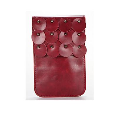 غطاء من أجل عالمي أخرى محفظة حقيبة لون الصلبة ناعم جلد PU إلى