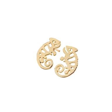 للمرأة أقراط الزر كريستال تصميم الحيوانات موضة بديع euramerican في أسلوب بسيط مجوهرات من أجل زفاف حزب عيد ميلاد