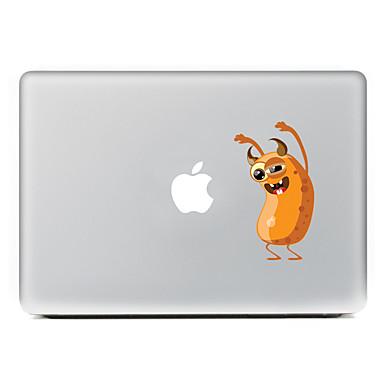 1 kpl Kalvotarra varten Naarmunkestävä Piirretty Kuviointi PVC MacBook Pro 15'' with Retina MacBook Pro 15 '' MacBook Pro 13'' with