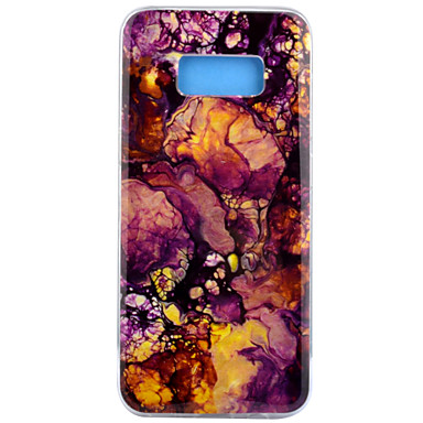 tok Για Samsung Galaxy S8 S7 edge IMD Με σχέδια Πίσω Κάλυμμα Μάρμαρο Μαλακή TPU για S8 S7 edge S7 S6 edge S6 S5 S4 S3
