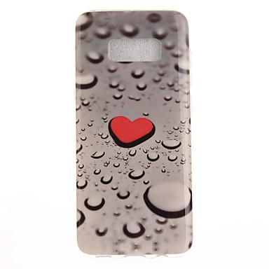 tok Για Samsung Galaxy S8 Plus S8 IMD Με σχέδια Πίσω Κάλυμμα Καρδιά Μαλακή TPU για S8 S8 Plus S7 edge S7 S6 edge S6