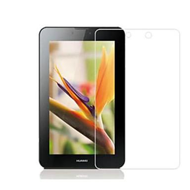 Ekran Koruyucu Huawei Tablet için PET 5 parça Tam Kaplama Ekran Koruyucular Ultra İnce Yüksek Tanımlama (HD)