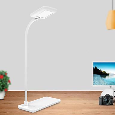 تفاحة صغيرة أدى مكتب مصباح شحن USB التي تعمل باللمس قراءة ضوء عين مصباح حماية الأزياء موجزة أبيض / الوردي / الأزرق ضوء الكتاب