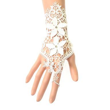 Pentru femei Brățări cu Lanț & Legături La modă Dantelă Flower Shape Bijuterii Pentru Nuntă Petrecere Ocazie specială Zi de Naștere