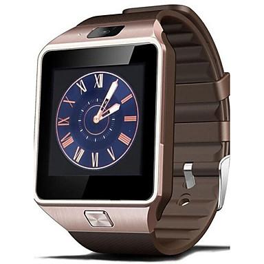 Inteligentny zegarek iOS AndroidWodoszczelny Długi czas czuwania Zdrowie Sportowy Pulsometr Ekran dotykowy Śledzenie odległości