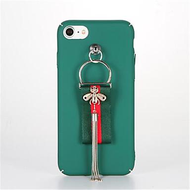 Varten DIY Etui Takakuori Etui Yksivärinen Kova PC varten Apple iPhone 7 Plus iPhone 7 iPhone 6s Plus iPhone 6 Plus iPhone 6s iPhone 6