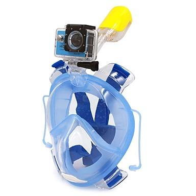 545d56f52 WINMAX Máscaras de mergulho Máscara de Snorkel Máscaras Faciais Embaixo da agua  180 Graus Janela Única