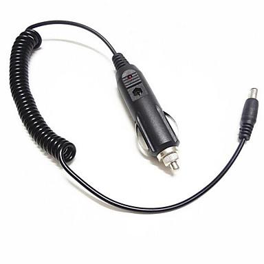 Interkom akumulatorowy akcesoria akcesoria ładowarka samochodowa baofeng bf-uv-5r 12v