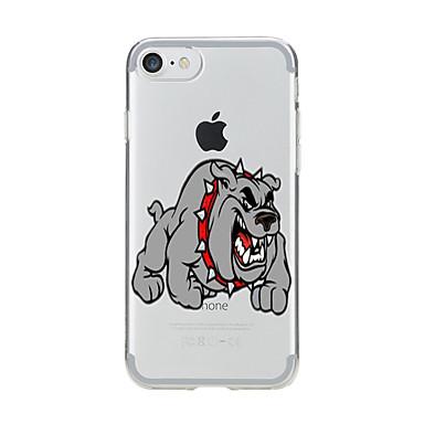 tok Για iPhone 7 Plus iPhone 7 iPhone 6s Plus iPhone 6 Plus iPhone 6s iPhone 6 iPhone 5 iPhone 5C iPhone 4/4S Apple Διαφανής Με σχέδια