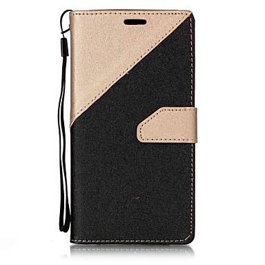 tok Για Samsung Galaxy J7 Prime J5 Prime Θήκη καρτών Πορτοφόλι με βάση στήριξης Ανοιγόμενη Μαγνητική Πλήρης Θήκη Συμπαγές Χρώμα Σκληρή PU