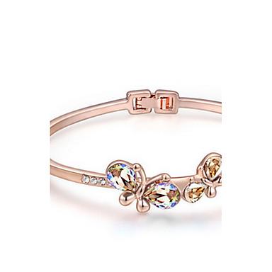 Γυναικεία Βραχιόλια Κοσμήματα Φιλία Μοντέρνα Κρύσταλλο Κράμα Geometric Shape Κοσμήματα Για Πάρτι Γενέθλια