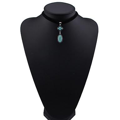 Pentru femei Coliere Choker Bijuterii Bijuterii Piatră Preţioasă La modă Euramerican Bijuterii Pentru Petrecere 1 buc