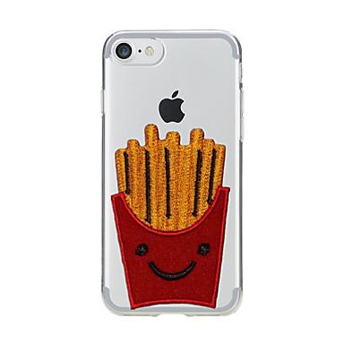 Na Przezroczyste Wzór Kılıf Etui na tył Kılıf Kreskówka Miękkie TPU na AppleiPhone 7 Plus iPhone 7 iPhone 6s Plus iPhone 6 Plus iPhone 6s