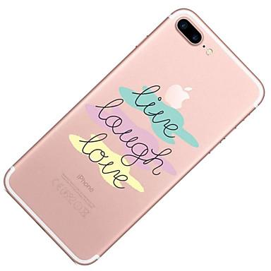 Transparente iPhone Frasi Apple disegno retro iPhone Custodia Plus iPhone Per iPhone Fantasia X Morbido 8 Per iPhone TPU per 05752718 8 famose X 8 YEwPwSq