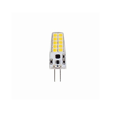 3W G4 2-pins LED-lampen T 20 LEDs SMD 2835 Decoratief Natuurlijk wit 280-300lm 4000-4500