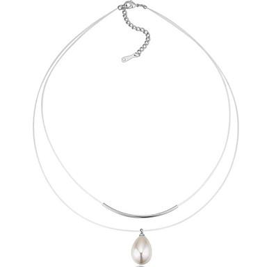 Γυναικεία Κρεμαστά Κολιέ Κρυστάλλινο Κρεμαστό Κυκλικό Χρυσό Ασημί Κοσμήματα Για Γενέθλια 1pc