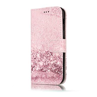 Kılıf Na Samsung Galaxy A5(2017) A3(2017) Portfel Etui na karty Z podpórką Flip Wzór Futerał Marmur Twarde Sztuczna skóra na A3 (2017) A5