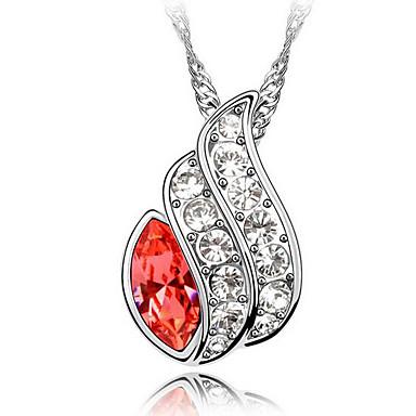 Kadın's Uçlu Kolyeler Mücevher Mücevher Eşsiz Tasarım Mücevher Uyumluluk Günlük