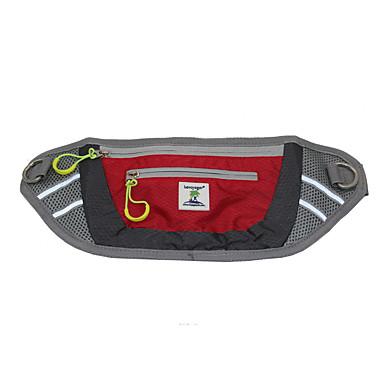 talie în aer liber saci pachete de sport care rulează cu câine de companie nailon reflectorizant sac curea de călătorie