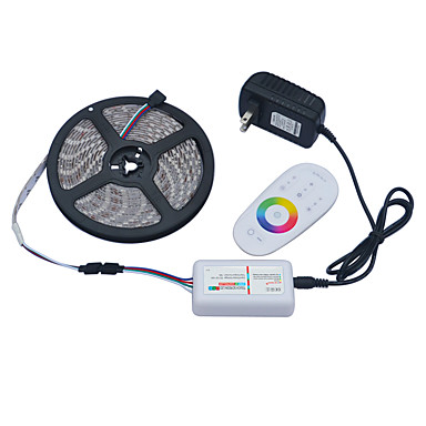 JIAWEN 300 LEDs RGB Αδιάβροχη AC 110-220 V