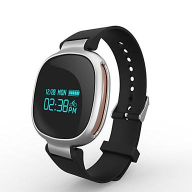 hhy e08 έξυπνα wristbands δυναμική παρακολούθηση καρδιακού ρυθμού ανάλυση ύπνου πολλαπλάσια μοτίβα κίνησης push message