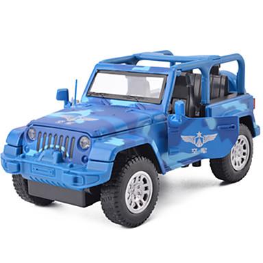 Παιχνίδια αυτοκίνητα Μοντέλο αυτοκινήτου Αγροτικό όχημα Παιχνίδια Μουσική & Φως Αυτοκίνητο Άλογο Μεταλλικό Κράμα Μεταλλικό Κομμάτια