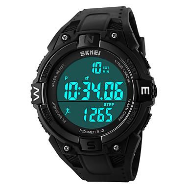 Inteligentny zegarek Wodoszczelny Krokomierze Długi czas czuwania Wielofunkcyjne Sportowy Stoper Budzik Chronograf Kalendarz