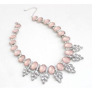 Pentru femei Coliere cu Pandativ imitație de diamant Piatră Preţioasă La modă Euramerican Floral Bijuterii PentruPetrecere Ocazie