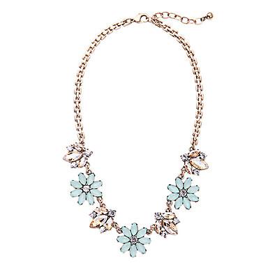 Γυναικεία Σκέλη Κολιέ Flower Shape Εξατομικευόμενο Euramerican Κοσμήματα Για Γάμου