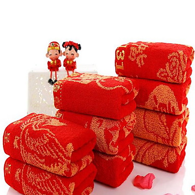 Umyć Ręcznik,Żakard Wysoka jakość 100% Cotton Ręcznik