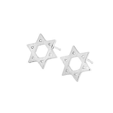 Pentru femei Cercei Stud Cristal Design Unic Modă Euramerican stil minimalist Bijuterii Pentru Nuntă Petrecere Zi de Naștere