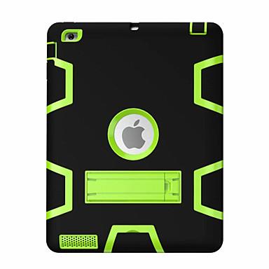 Etui Käyttötarkoitus Apple iPad Mini 4 iPad Mini 3/2/1 iPad 4/3/2 iPad Air 2 iPad Air Iskunkestävä Tuella 360° kierto Suojakuori