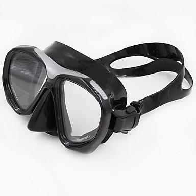 Μάσκες Κατάδυσης Καταδύσεις & Κολύμπι με Αναπνευστήρα Γυαλί σιλικόνη