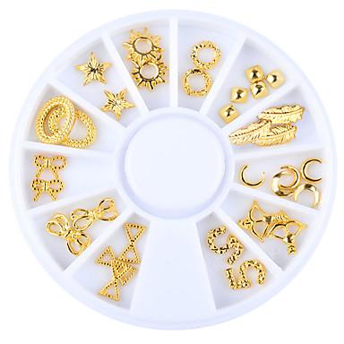 1 pcs Unghiul de bijuterii Glitters / Modă Zilnic