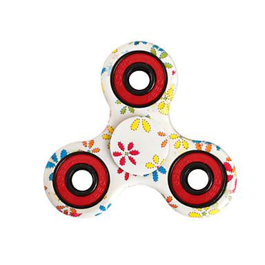 Fidget spinner -stressilelu / hand Spinner Korkea nopeus / Lievittää ADD, ADHD, ahdistuneisuus, Autism / Office Desk Lelut Muovi Klassinen