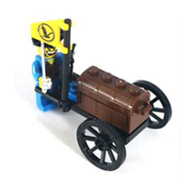 Τουβλάκια Παιχνίδια αυτοκίνητα Παιχνίδια Πάπια Παιδικό Κοριτσίστικα 25 Κομμάτια