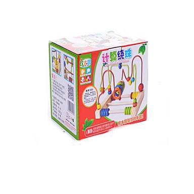 أحجار البناء ألعاب الرياضيات ألعاب تربوية صديقة للبيئة حجم كبير لهو كلاسيكي للأطفال هدية